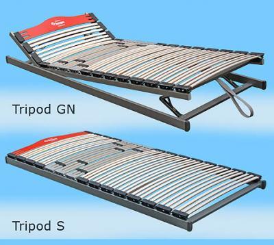 TRIPOD GN elastična podnica Hespo