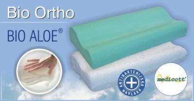 BIO ORTHO jastuk od Bio Aloe visco-elastične pjene Hespo