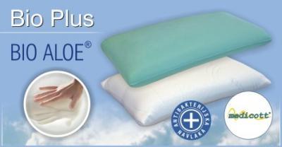 BIO PLUS jastuk od Bio Aloe visco-elastične pjene Hespo
