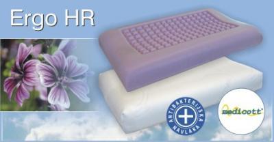 ERGO HR jastuk od HR pjene s ekstraktom sljeza Hespo