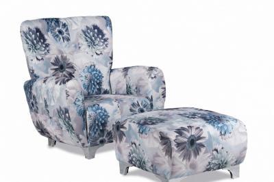 SET JOY fotelja i tabure ĆIM